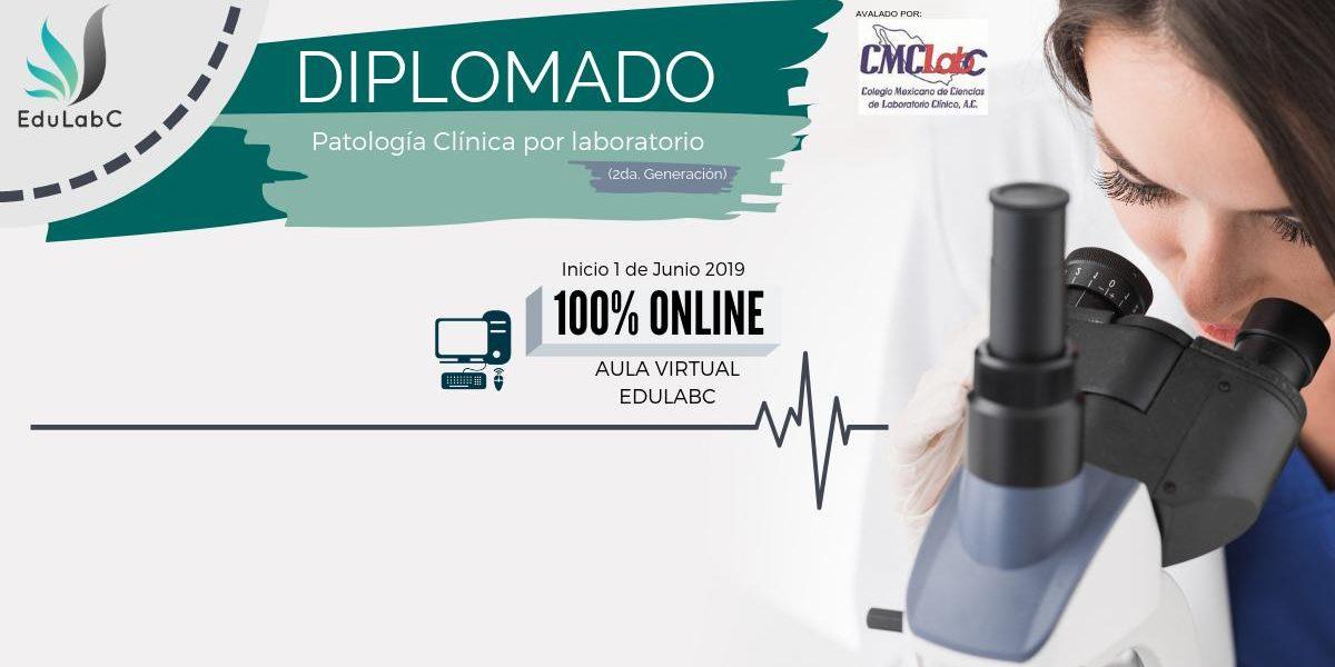 Edulabc Diplomado Patologia Clinica por Laboratorio
