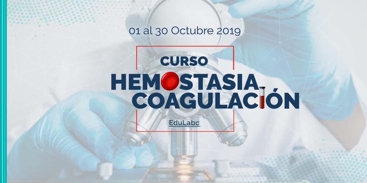 Curso hemostasia y coagulacion